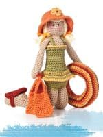 Crochet Your Own Dolls and Accessories Crochet Pattern Book AA 871210 DISCONTINUED